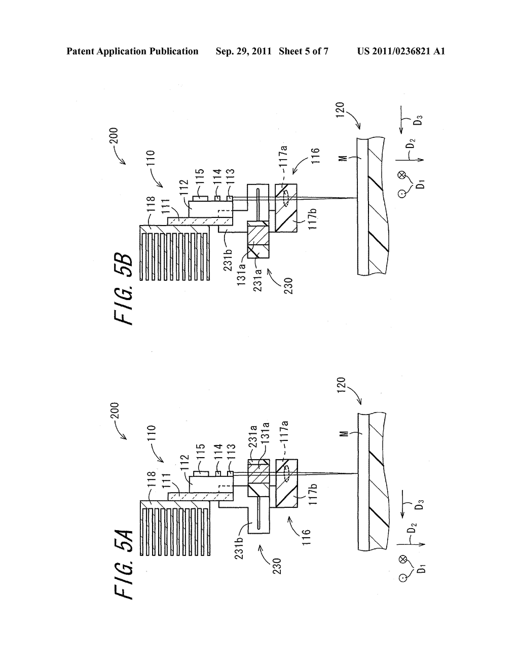 LASER FIXING DEVICE, IMAGE FORMING APPARATUS EQUIPPED WITH THE LASER     FIXING DEVICE, AND IMAGE FORMING METHOD EMPLOYING THE IMAGE FORMING     APPARATUS - diagram, schematic, and image 06