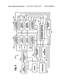 INTERACTIVE ELECTRONIC DEVICE WITH OPTICAL PAGE IDENTIFICATION SYSTEM diagram and image