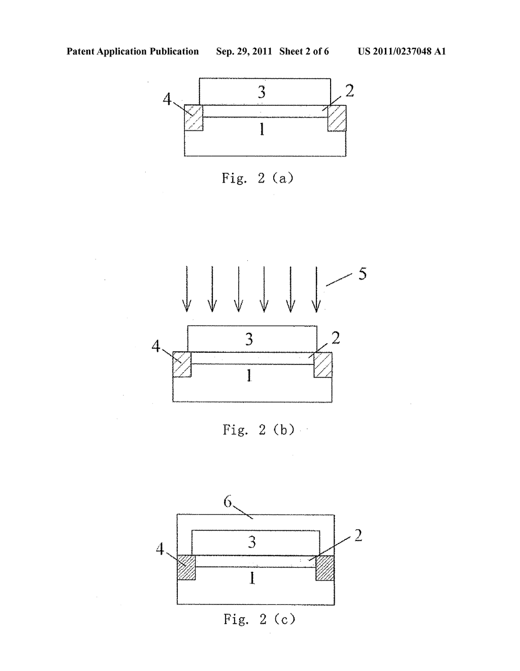 METHOD FOR MANUFACTURING A FULL SILICIDATION METAL GATE - diagram, schematic, and image 03