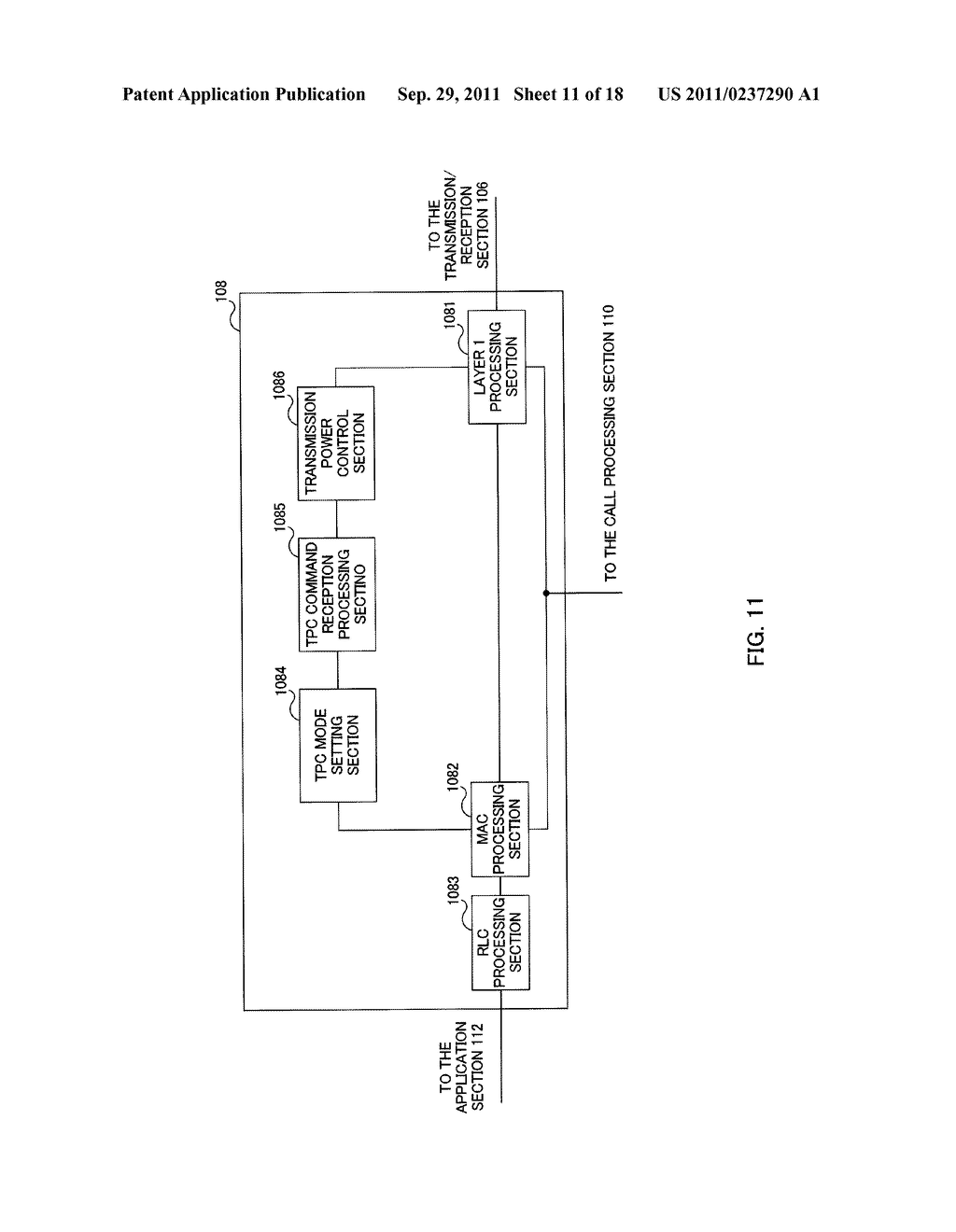TRANSMISSION POWER CONTROL METHOD, BASE STATION APPARATUS AND MOBILE     STATION APPARATUS - diagram, schematic, and image 12