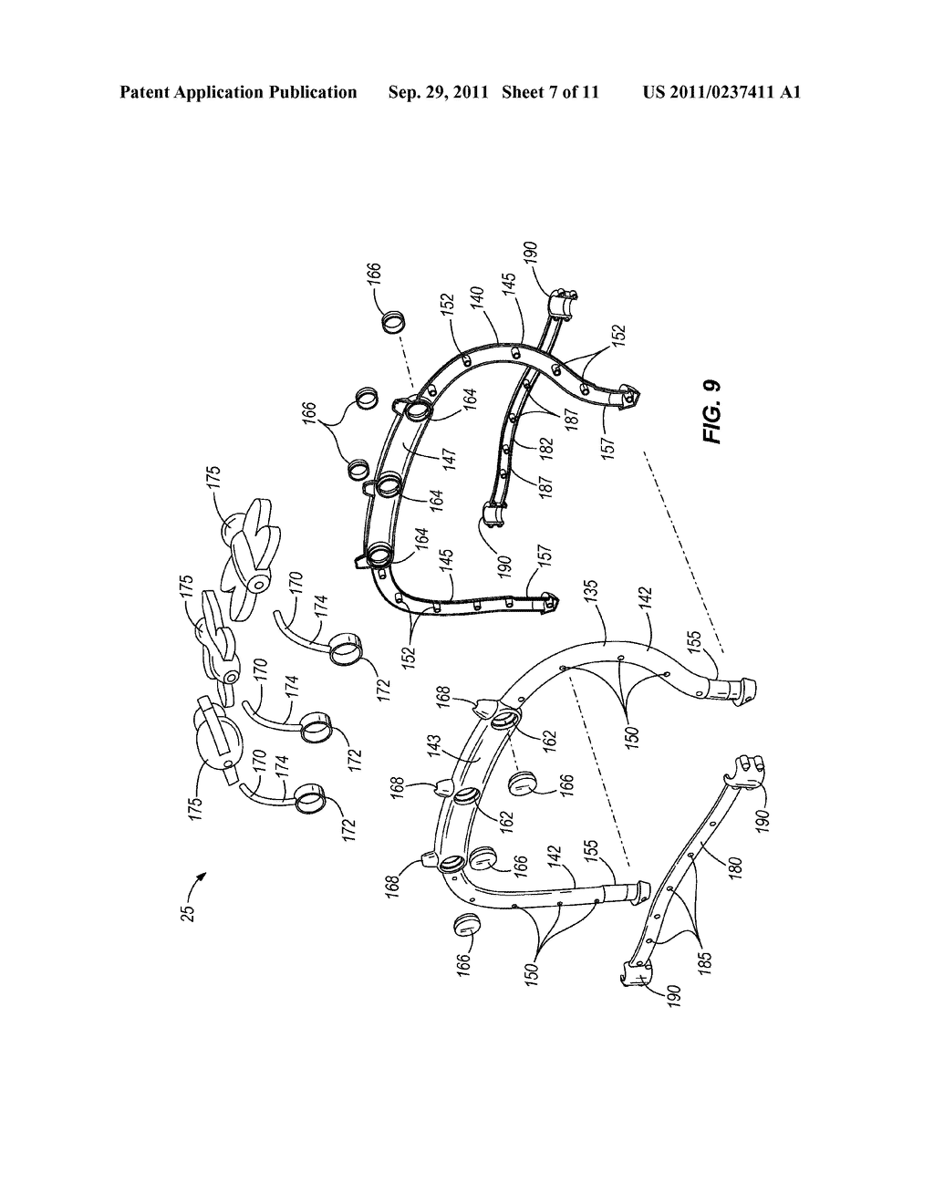 CHILD EXERCISE SEAT - diagram, schematic, and image 08