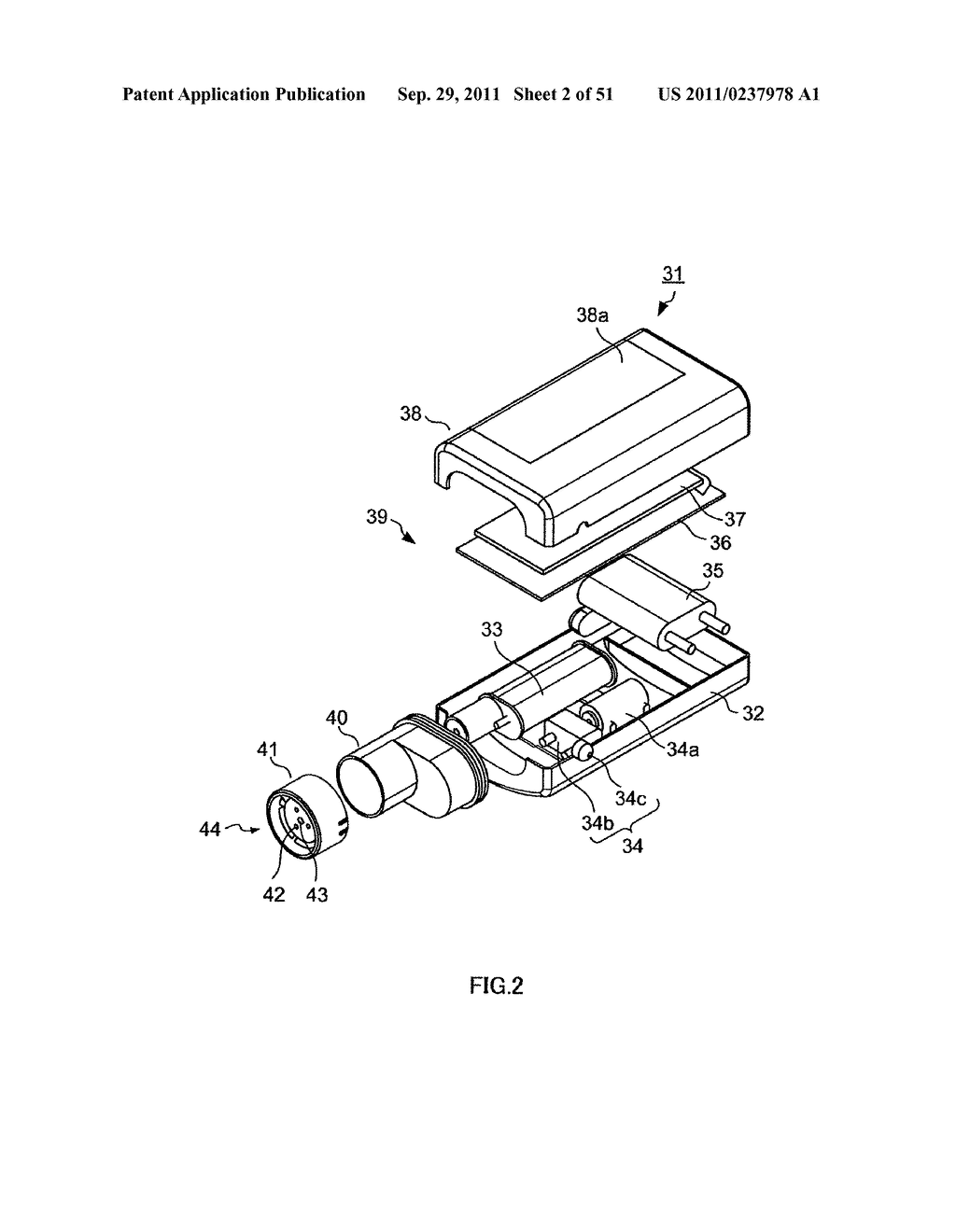 BLOOD TEST APPARATUS AND METHOD OF CONTROLLING THE SAME - diagram, schematic, and image 03