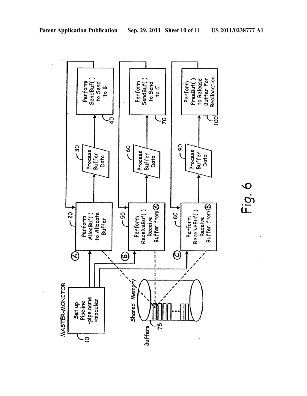 PIPELINE SYSTEMS AND METHOD FOR TRANSFERRING DATA IN A NETWORK ENVIRONMENT - diagram, schematic, and image 11