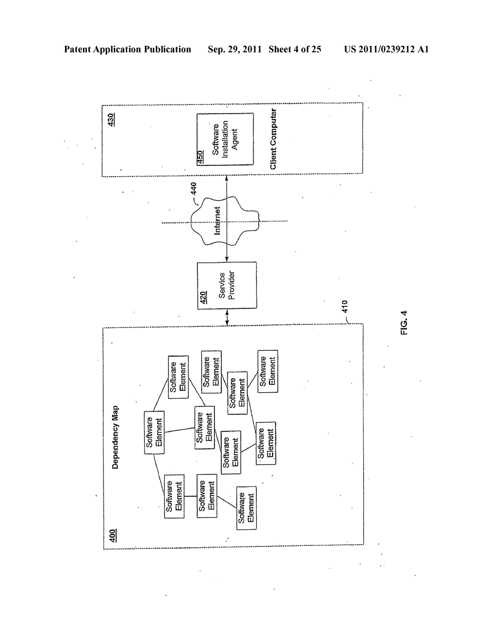 APPARATUS AND METHOD FOR AUTOMATED SOFTWARE INSTALLATION - diagram, schematic, and image 05