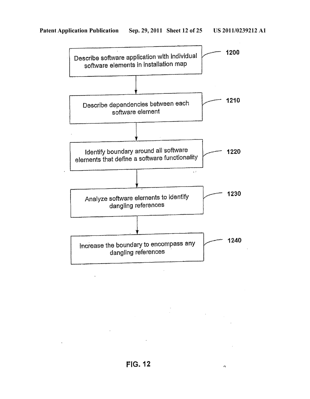 APPARATUS AND METHOD FOR AUTOMATED SOFTWARE INSTALLATION - diagram, schematic, and image 13