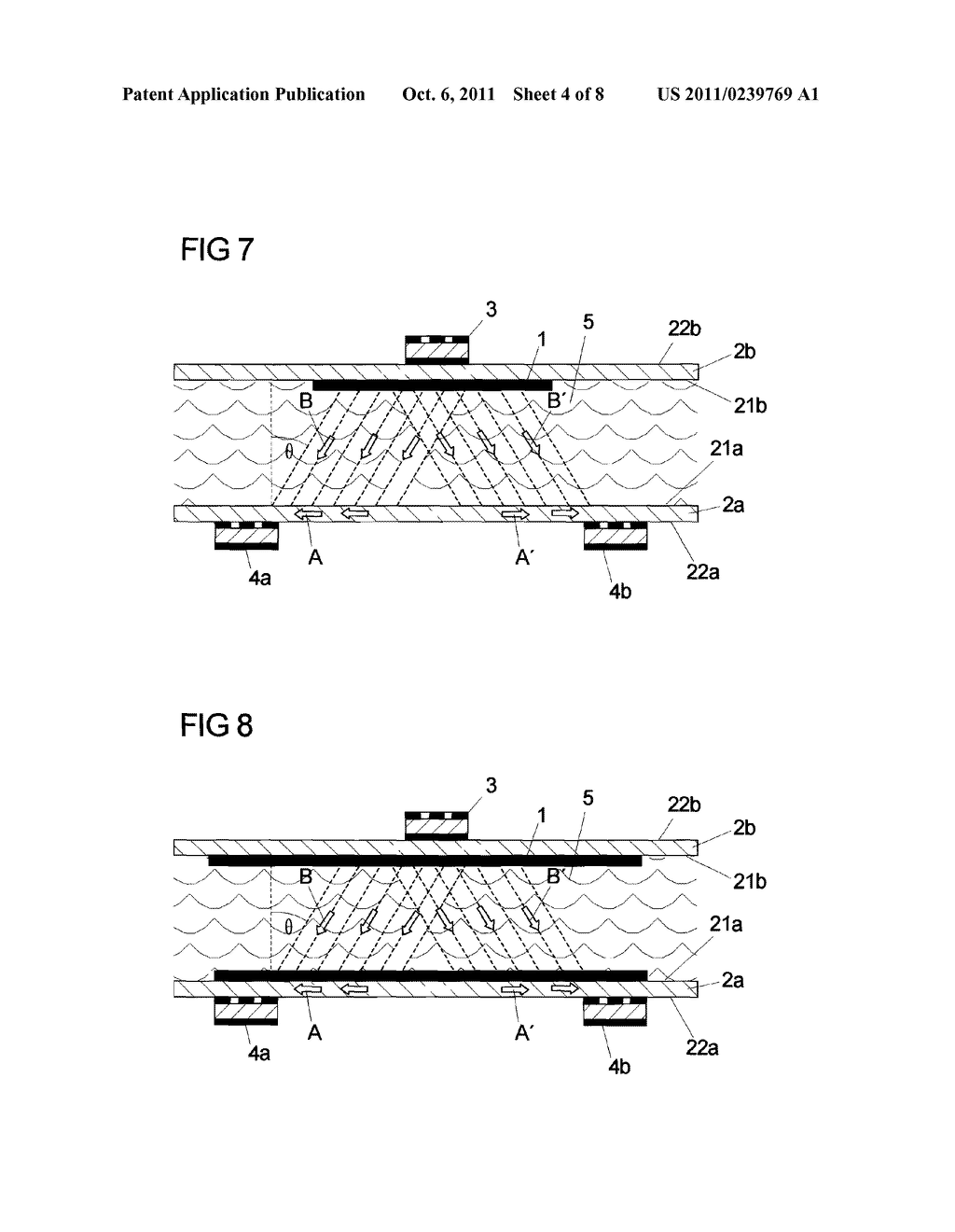 METHOD FOR INVESTIGATING A STRUCTURE AND STRUCTURE FOR RECEIVING AND/OR     CONDUCTING A LIQUID OR SOFT MEDIUM - diagram, schematic, and image 05