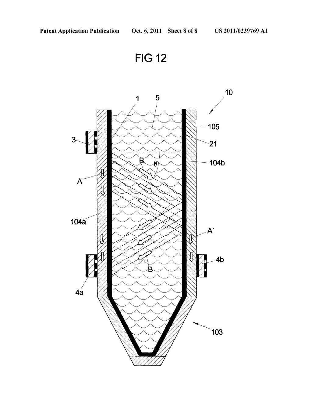 METHOD FOR INVESTIGATING A STRUCTURE AND STRUCTURE FOR RECEIVING AND/OR     CONDUCTING A LIQUID OR SOFT MEDIUM - diagram, schematic, and image 09
