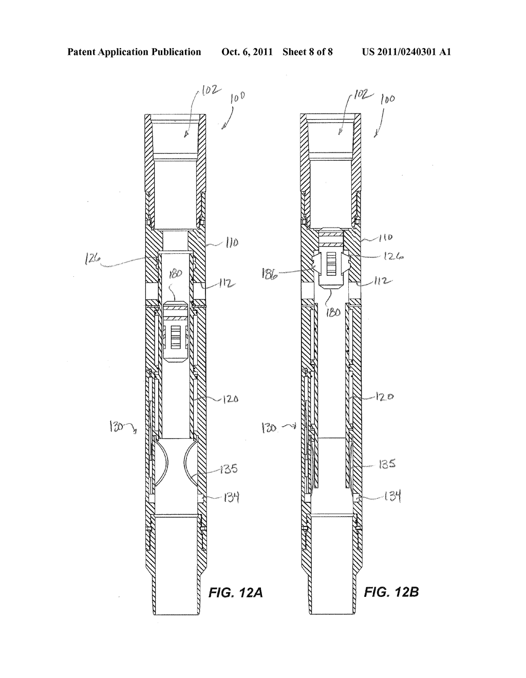 Indexing Sleeve for Single-Trip, Multi-Stage Fracing - diagram, schematic, and image 09