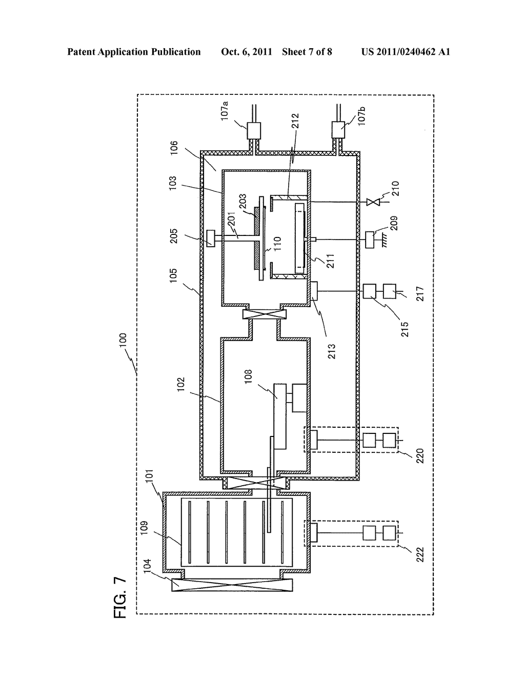 DEPOSITION APPARATUS AND METHOD FOR MANUFACTURING SEMICONDUCTOR DEVICE - diagram, schematic, and image 08