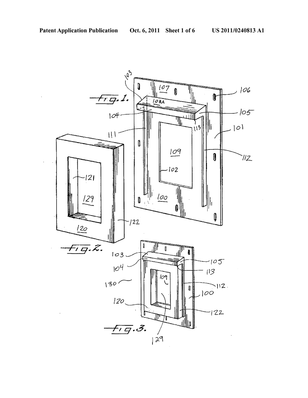FIXTURE WALL MOUNT ASSEMBLY WITH INTEGRAL FLASHING - diagram, schematic, and image 02