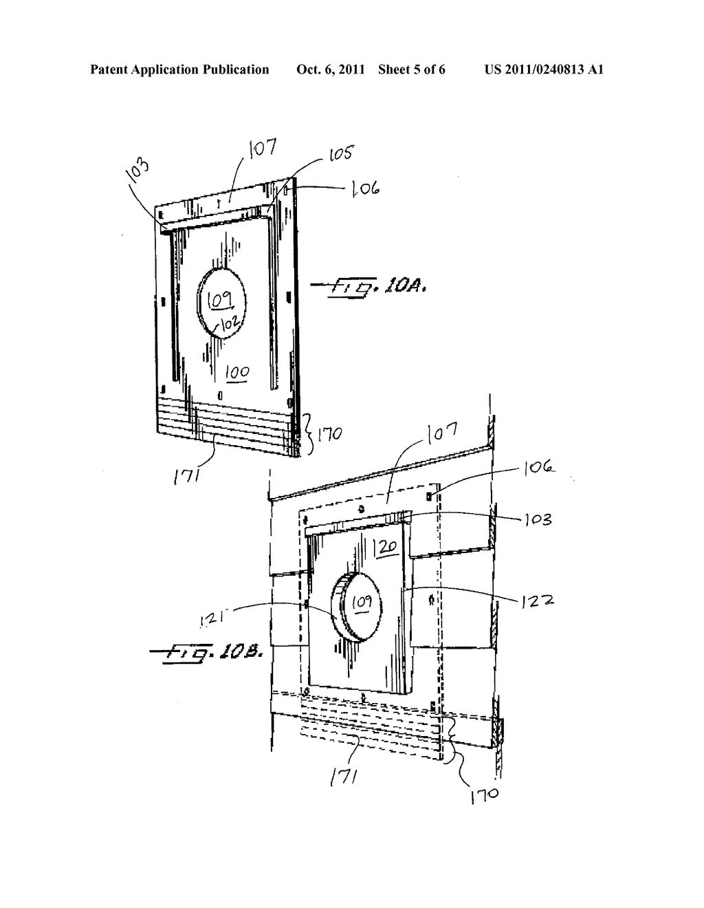 FIXTURE WALL MOUNT ASSEMBLY WITH INTEGRAL FLASHING - diagram, schematic, and image 06