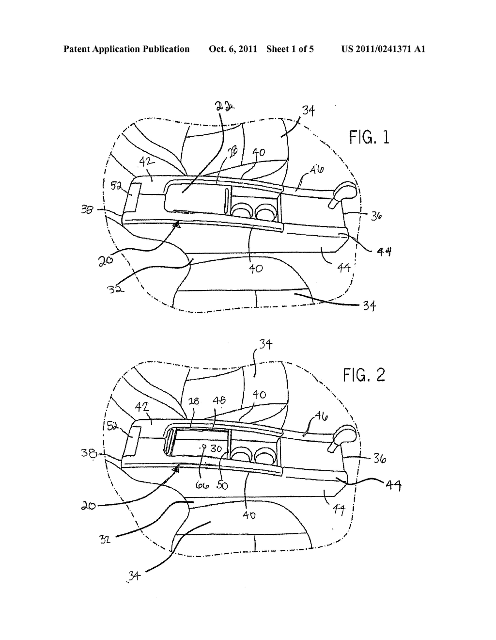 Transparent/Translucent Flexible Component For A Vehicle Interior - diagram, schematic, and image 02