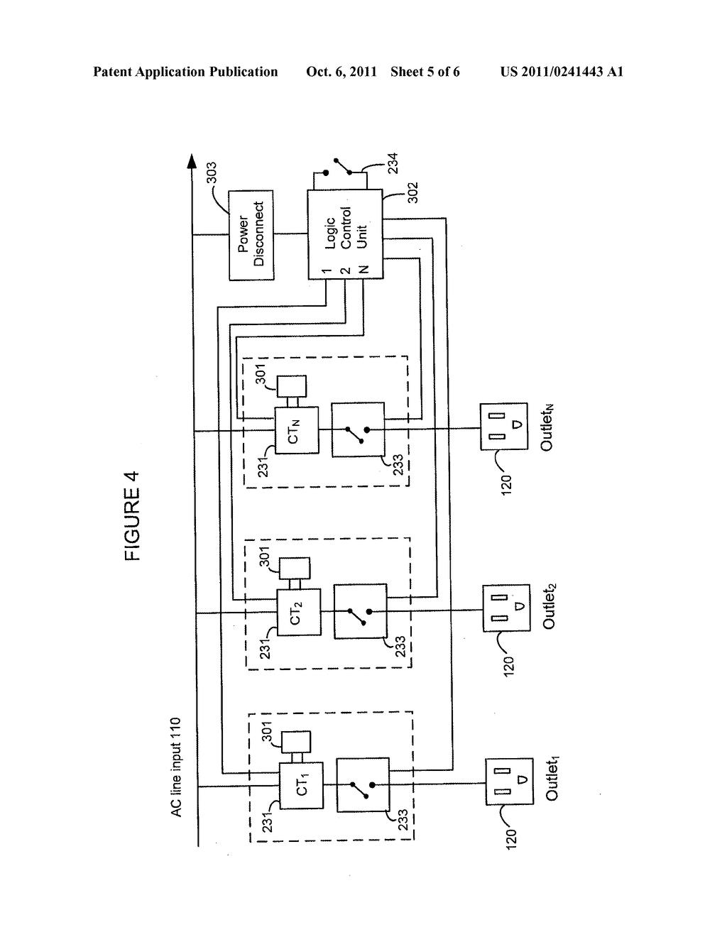 power strip schematic data wiring diagram 12V Relay Wiring