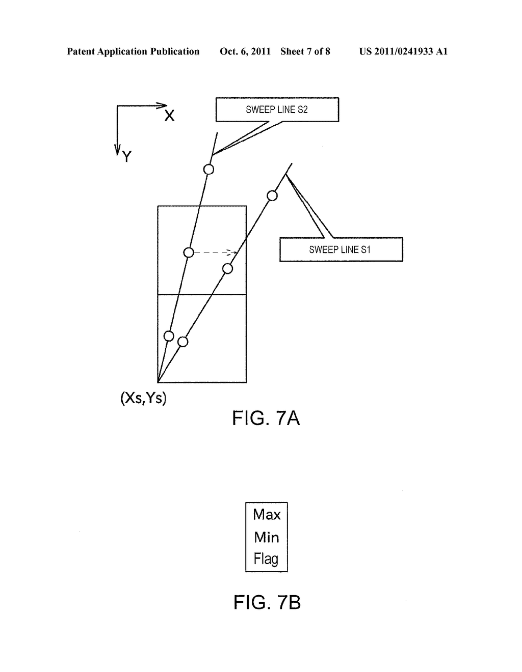 PIXEL DATA GENERATING DEVICE, IMAGE DISPLAY DEVICE, RADAR APPARATUS,     METHOD OF GENERATING PIXEL DATA AND PIXEL DATA GENERATING PROGRAM - diagram, schematic, and image 08