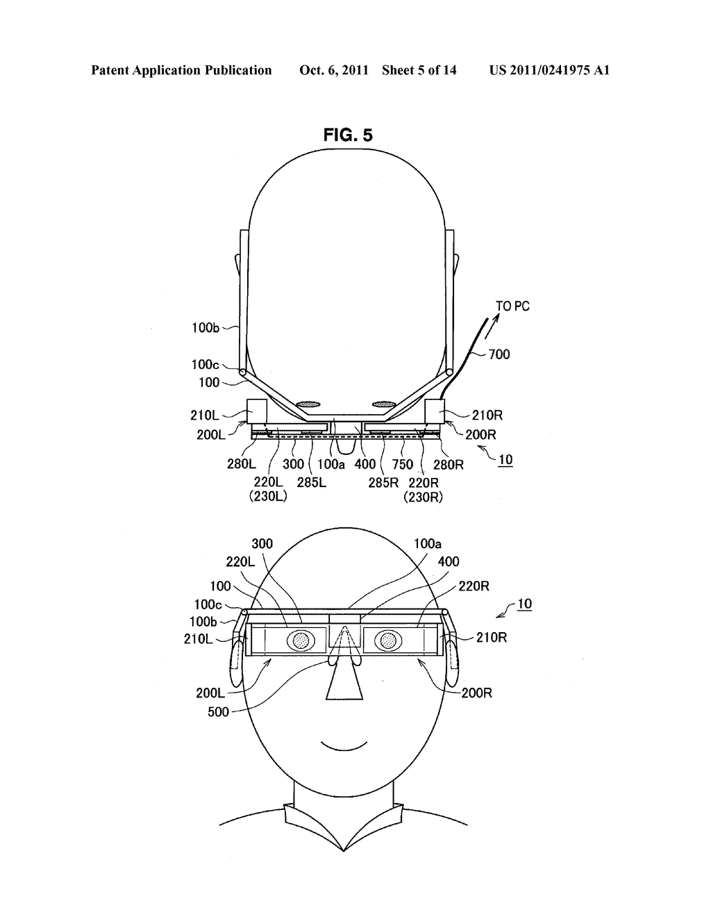 HEAD MOUNTED DISPLAY - diagram, schematic, and image 06