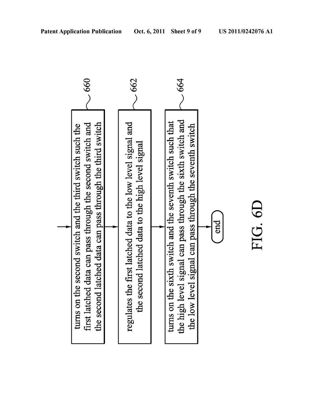 DEVICE FOR DRIVING DATA AND METHOD THEREOF USED FOR LIQUID CRYSTAL DISPLAY - diagram, schematic, and image 10