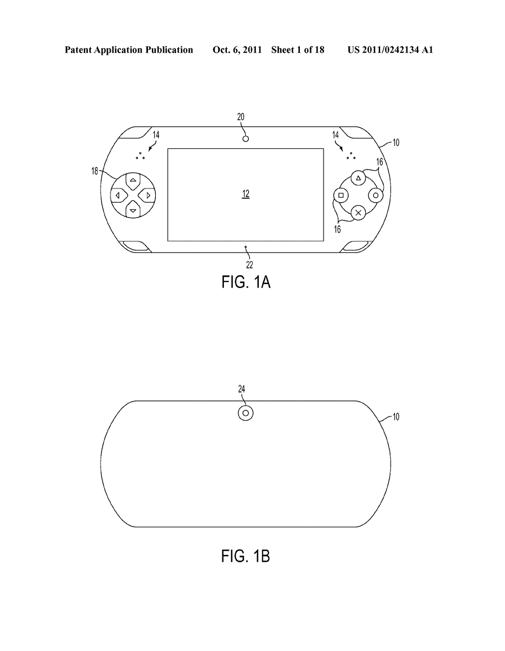 METHOD FOR AN AUGMENTED REALITY CHARACTER TO MAINTAIN AND EXHIBIT     AWARENESS OF AN OBSERVER - diagram, schematic, and image 02
