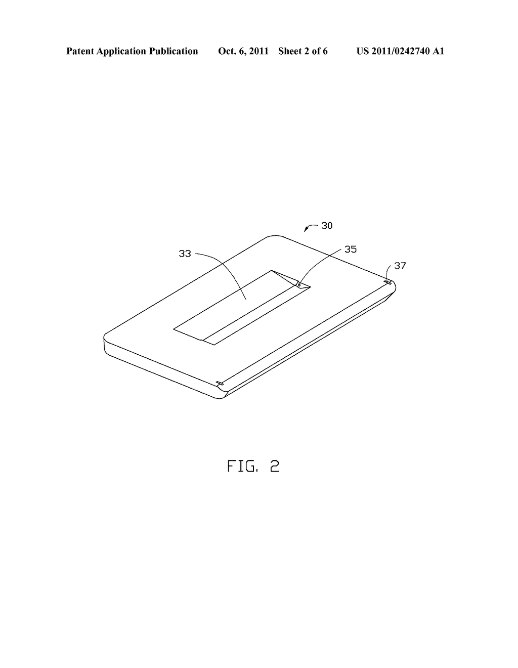PORTABLE ELECTRONIC DEVICE WITH SLIDABLE COVER - diagram, schematic, and image 03