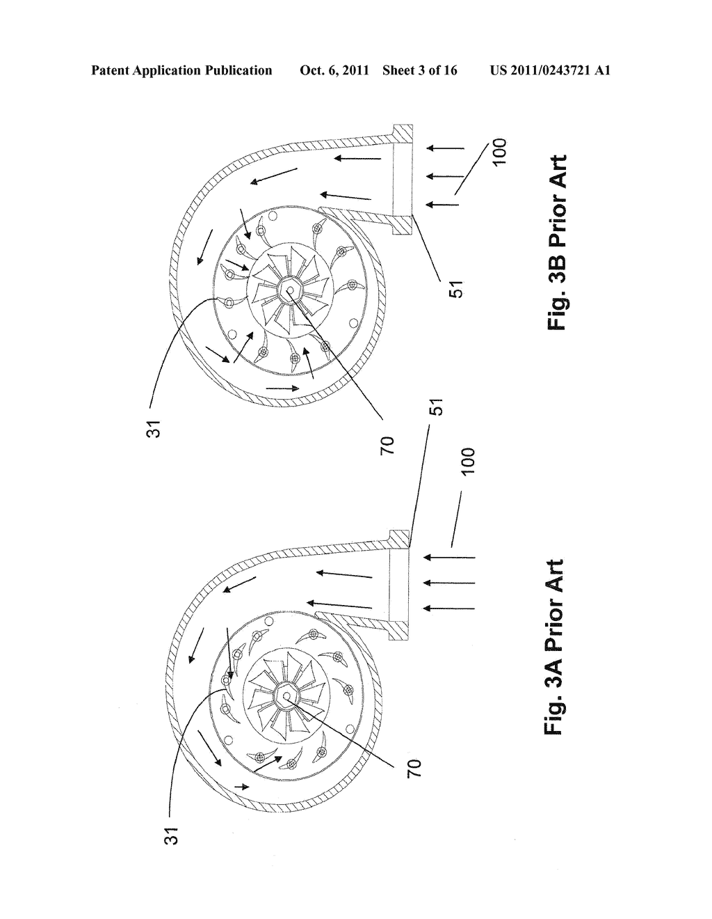Simplified Variable Geometry Turbocharger With Vane Rings Diagram Schematic And Image 04