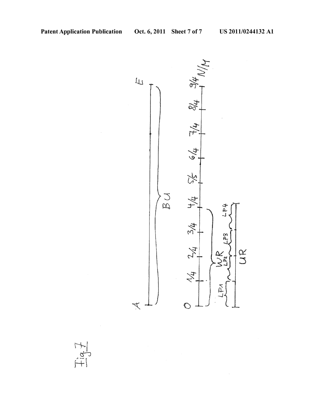 METHOD FOR PRODUCING A PATTERN ON AN ENDLESS STRIP - diagram, schematic, and image 08
