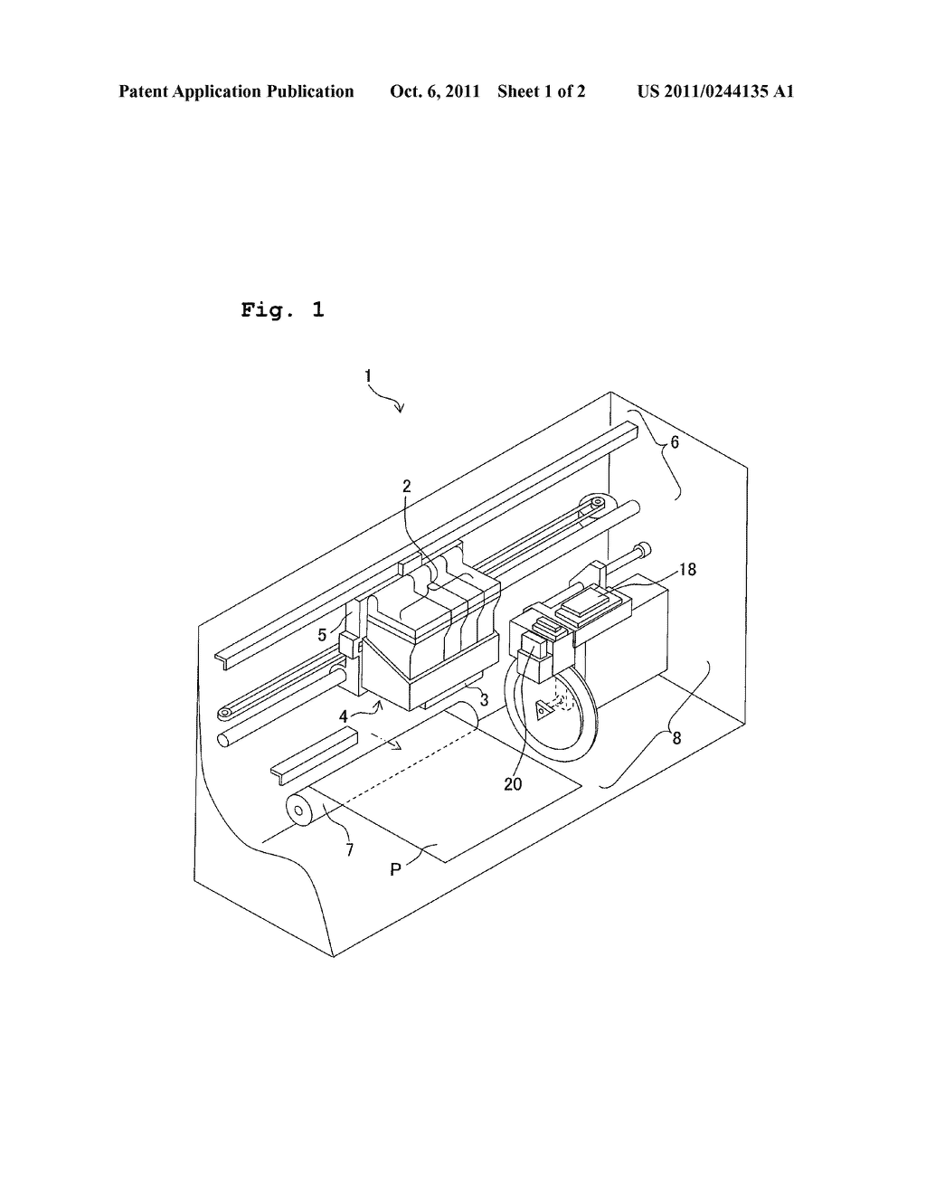 Water-Based Ink for Ink-Jet Recording, Ink Cartridge, Ink-Jet Recording     Apparatus, Ink-Jet Recording Method, Method for Producing Water-Based Ink     for Ink-Jet Recording, and Method for Preventing Corrosion of Metal     Member of Ink-Jet Recording Apparatus - diagram, schematic, and image 02