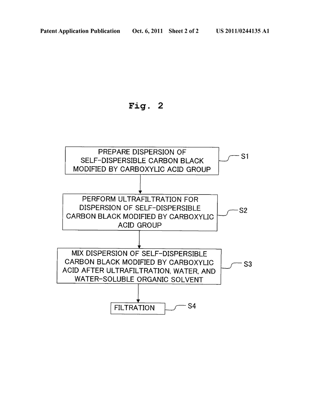 Water-Based Ink for Ink-Jet Recording, Ink Cartridge, Ink-Jet Recording     Apparatus, Ink-Jet Recording Method, Method for Producing Water-Based Ink     for Ink-Jet Recording, and Method for Preventing Corrosion of Metal     Member of Ink-Jet Recording Apparatus - diagram, schematic, and image 03