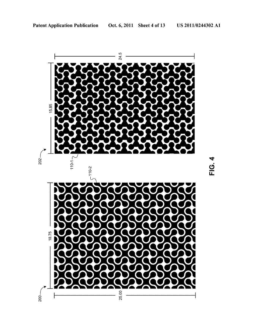 HIGH DENSITY CAPACITOR ARRAY PATTERNS - diagram, schematic, and image 05