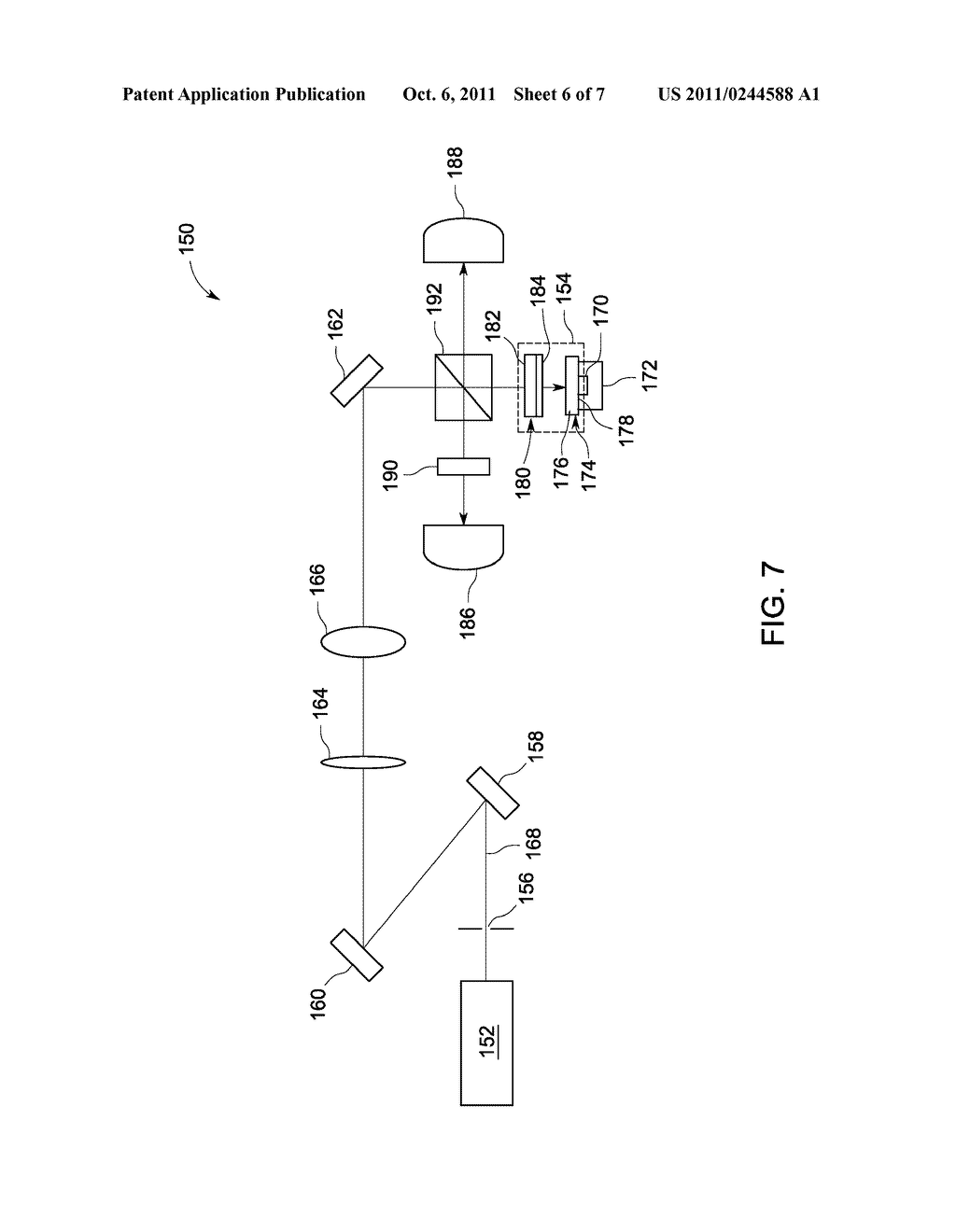 OPTICAL DETECTION SYSTEMS AND METHODS OF MAKING AND USING THE SAME - diagram, schematic, and image 07