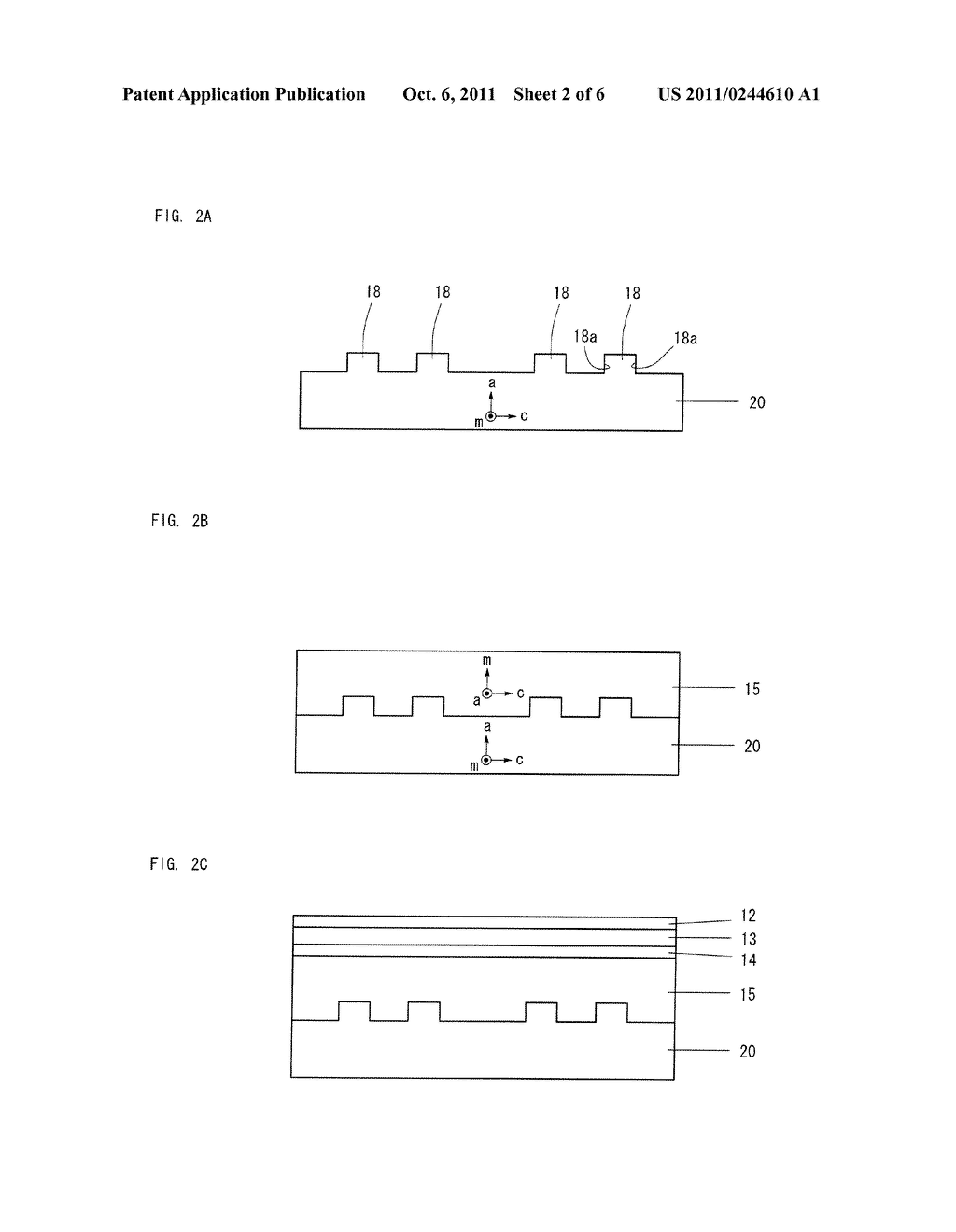 METHOD FOR PRODUCING GROUP III NITRIDE SEMICONDUCTOR LIGHT-EMITTING DEVICE - diagram, schematic, and image 03