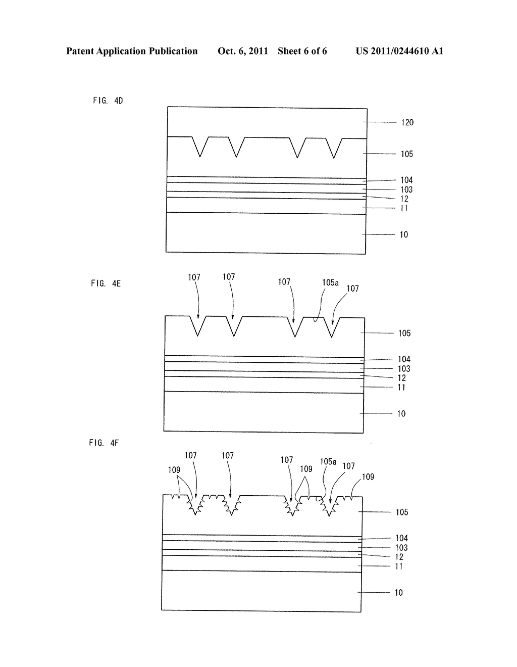 METHOD FOR PRODUCING GROUP III NITRIDE SEMICONDUCTOR LIGHT-EMITTING DEVICE - diagram, schematic, and image 07