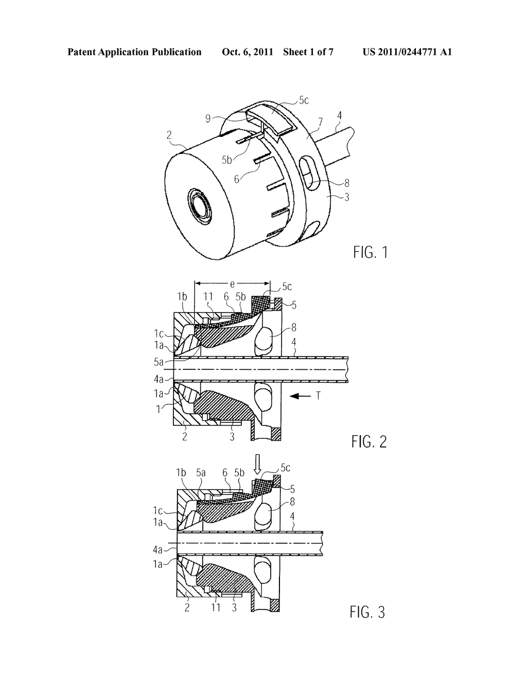 CASING BRAKE AND METHOD OF ADJUSTING THE SAME - diagram, schematic, and image 02