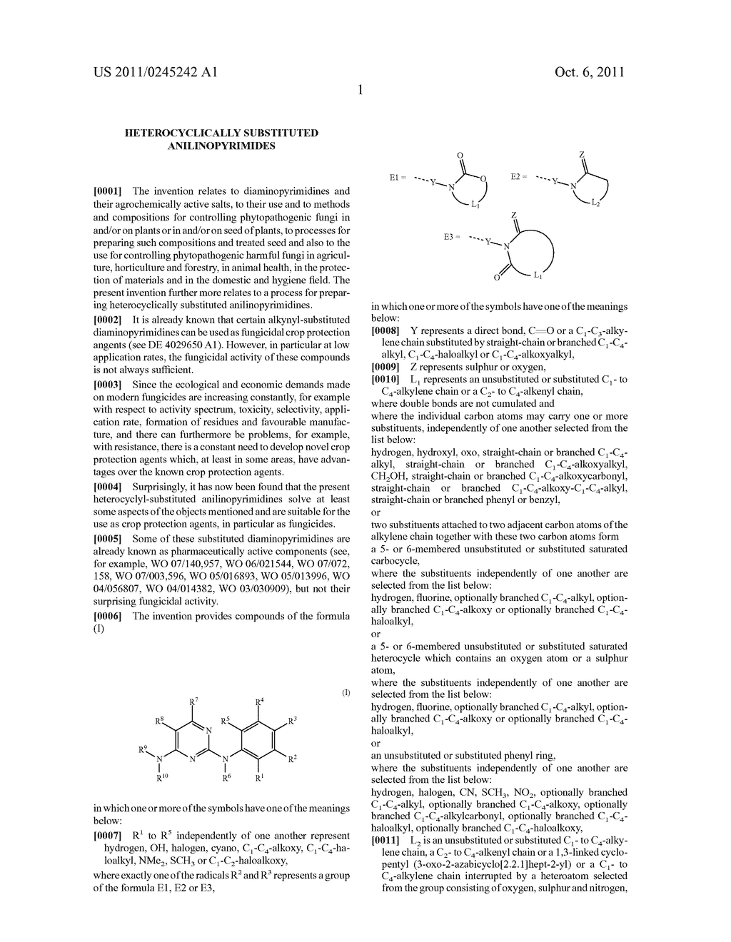 Heterocyclically Substituted Anilinopyrimides - diagram, schematic, and image 02