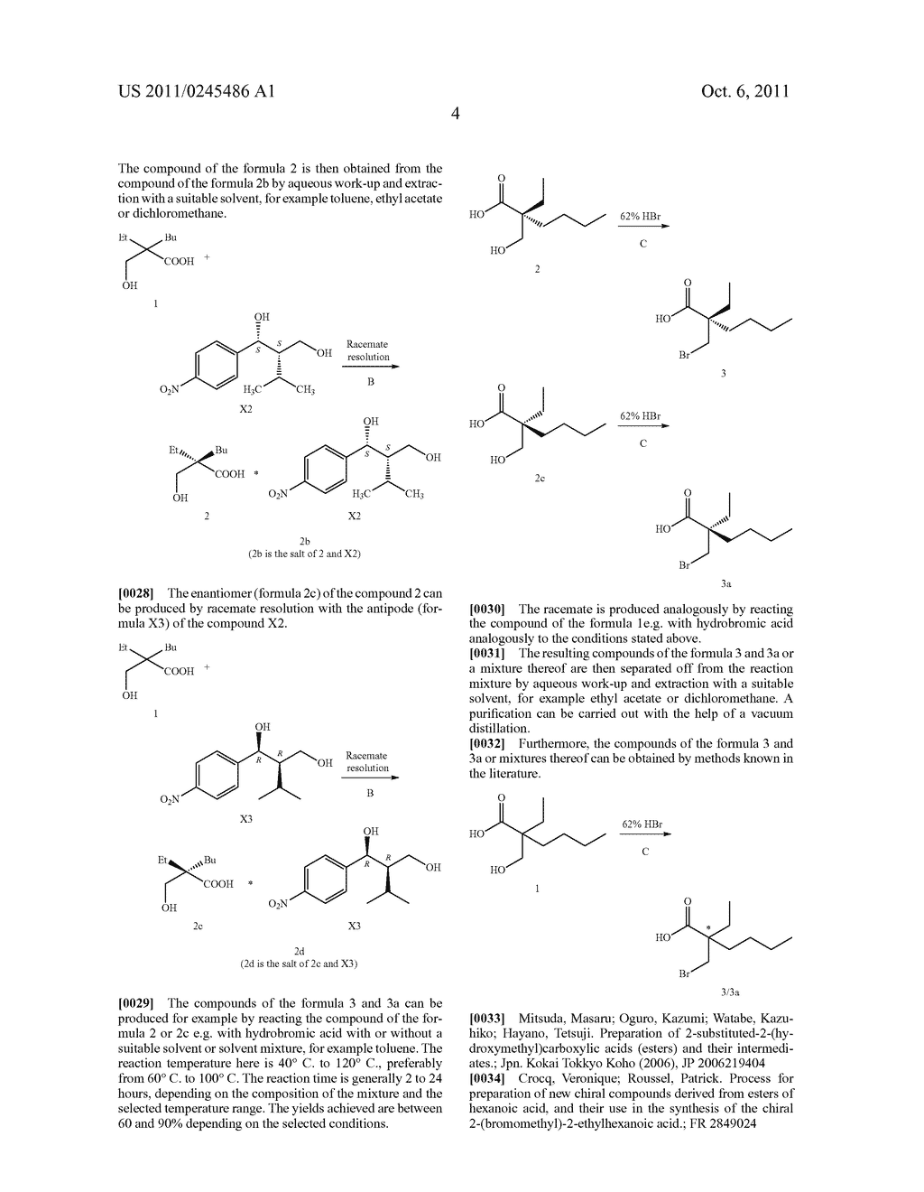 METHOD FOR THE PRODUCTION OF 1,4-BENZOTHIEPIN-1,1-DIOXIDE DERIVATIVES - diagram, schematic, and image 05