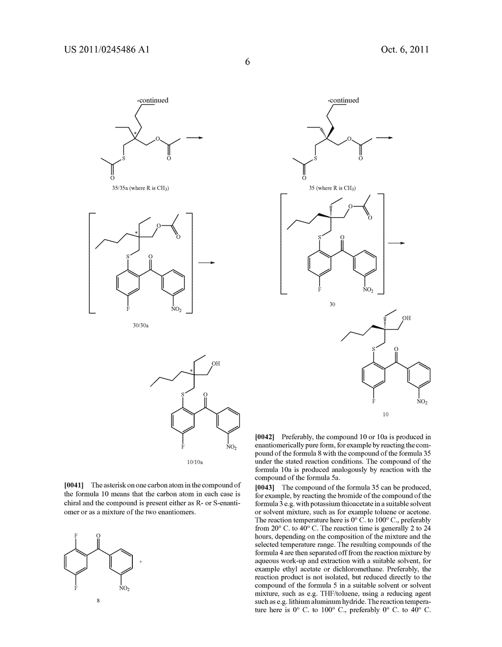 METHOD FOR THE PRODUCTION OF 1,4-BENZOTHIEPIN-1,1-DIOXIDE DERIVATIVES - diagram, schematic, and image 07