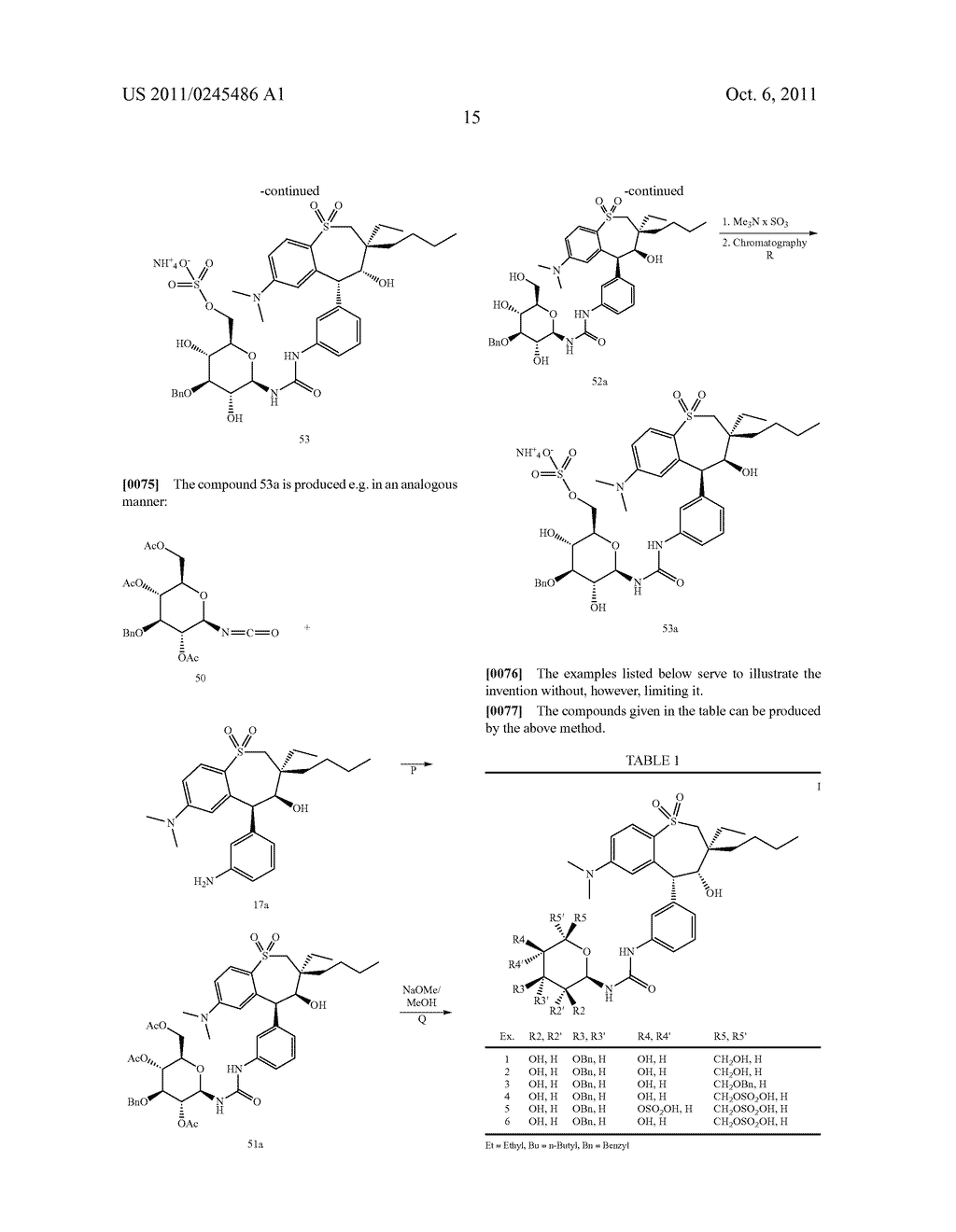 METHOD FOR THE PRODUCTION OF 1,4-BENZOTHIEPIN-1,1-DIOXIDE DERIVATIVES - diagram, schematic, and image 16