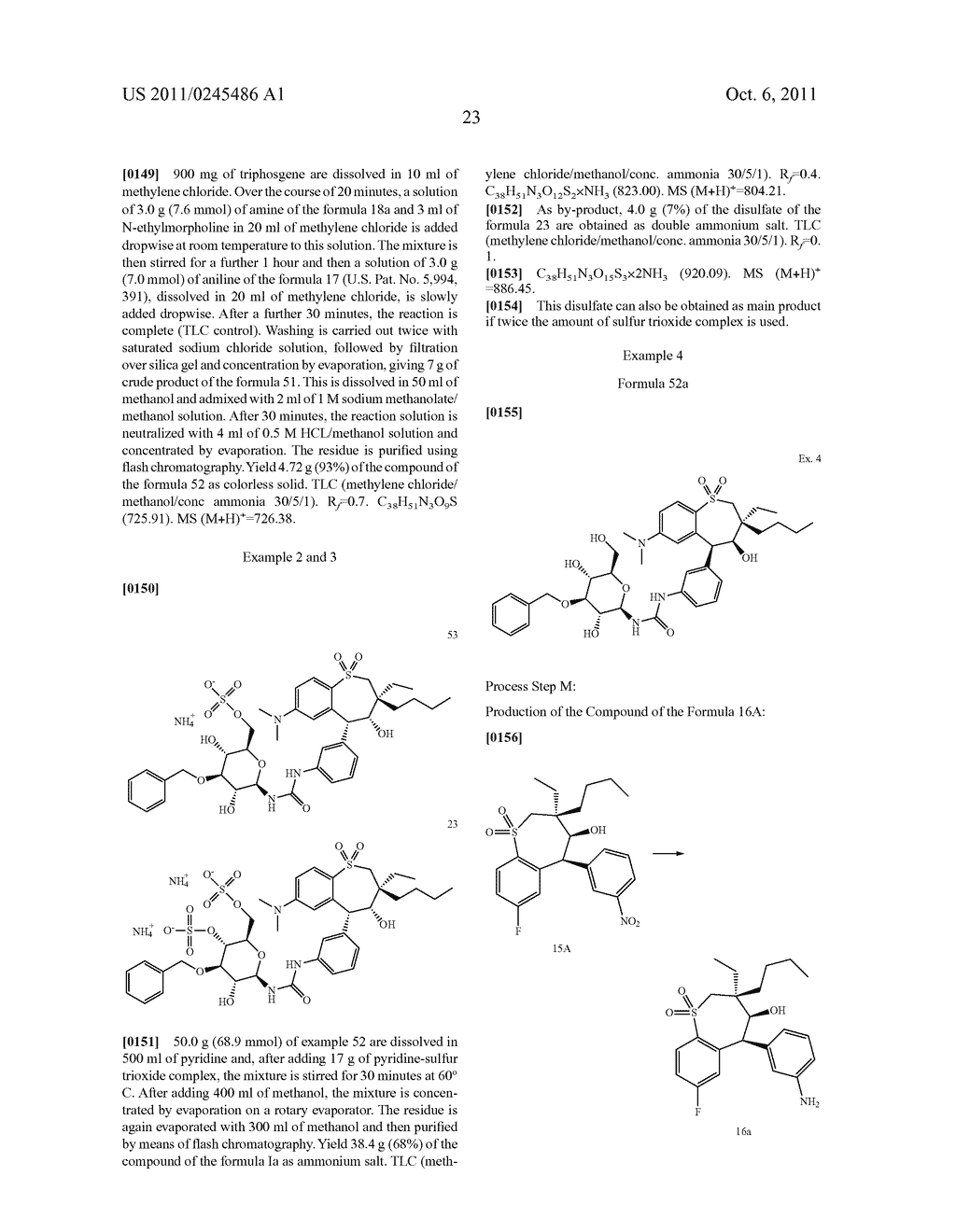 METHOD FOR THE PRODUCTION OF 1,4-BENZOTHIEPIN-1,1-DIOXIDE DERIVATIVES - diagram, schematic, and image 24