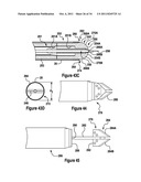 TISSUE EXCISION DEVICE WITH A COLLAPSIBLE STYLET diagram and image
