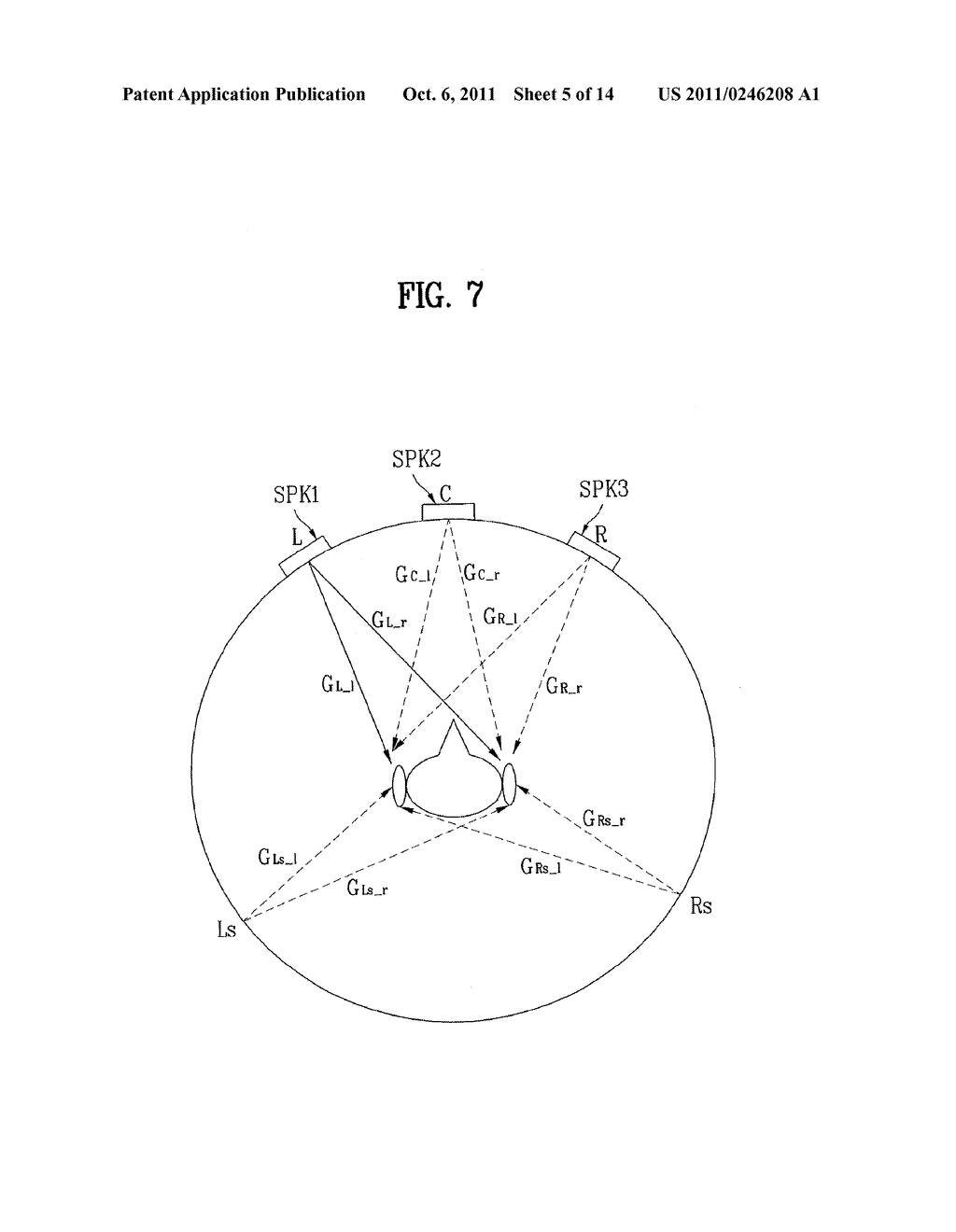 Method and Apparatus for Decoding an Audio Signal - diagram, schematic, and image 06
