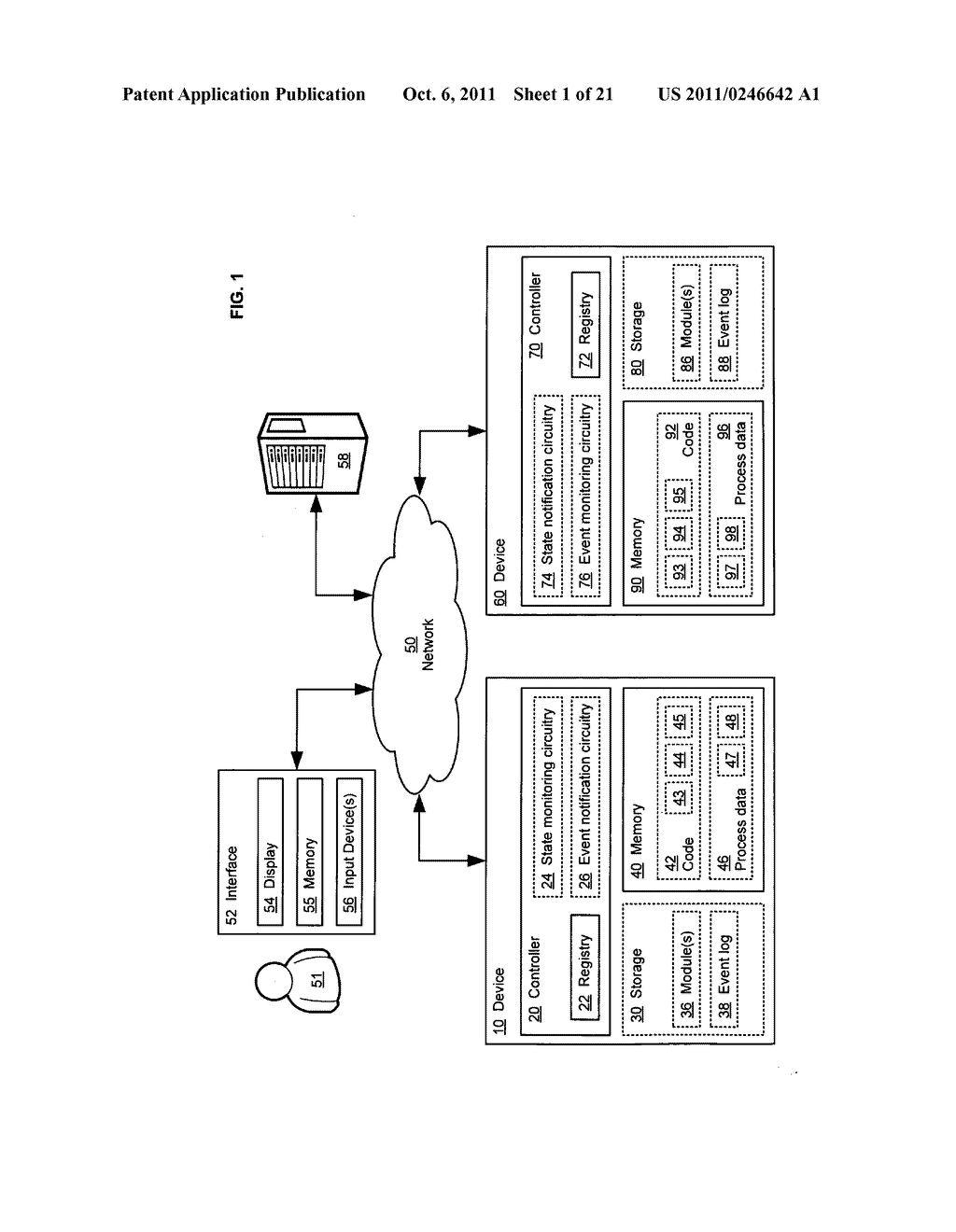 Aggregating network activity using software provenance data - diagram, schematic, and image 02