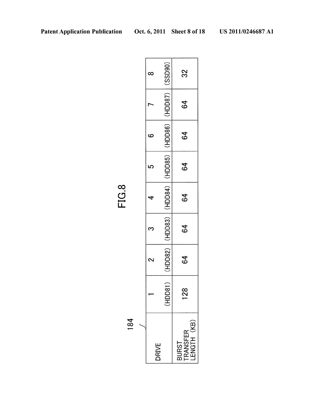 STORAGE CONTROL APPARATUS, STORAGE SYSTEM AND METHOD - diagram, schematic, and image 09