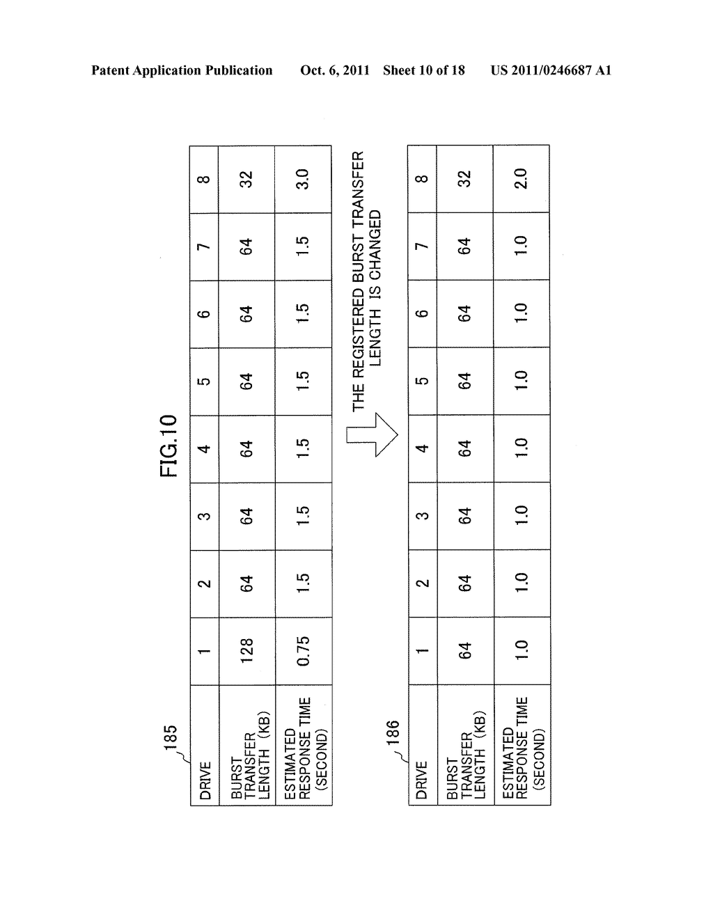 STORAGE CONTROL APPARATUS, STORAGE SYSTEM AND METHOD - diagram, schematic, and image 11