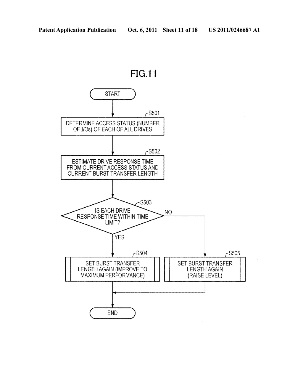 STORAGE CONTROL APPARATUS, STORAGE SYSTEM AND METHOD - diagram, schematic, and image 12