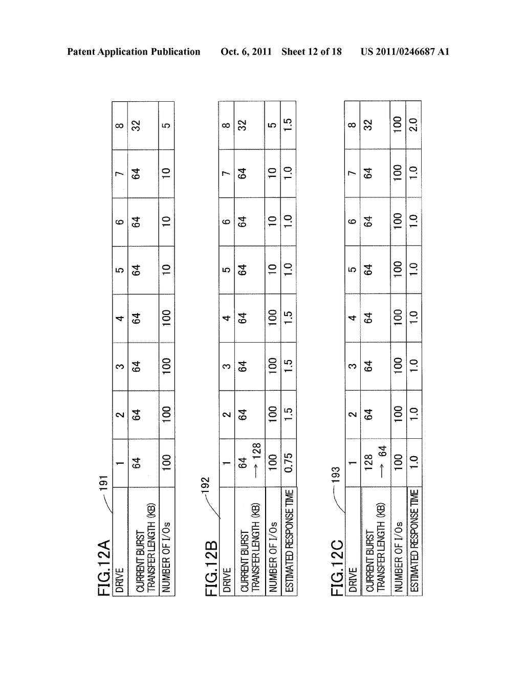 STORAGE CONTROL APPARATUS, STORAGE SYSTEM AND METHOD - diagram, schematic, and image 13