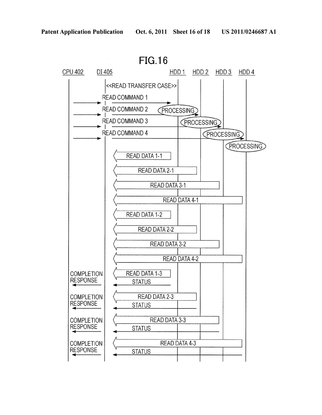 STORAGE CONTROL APPARATUS, STORAGE SYSTEM AND METHOD - diagram, schematic, and image 17