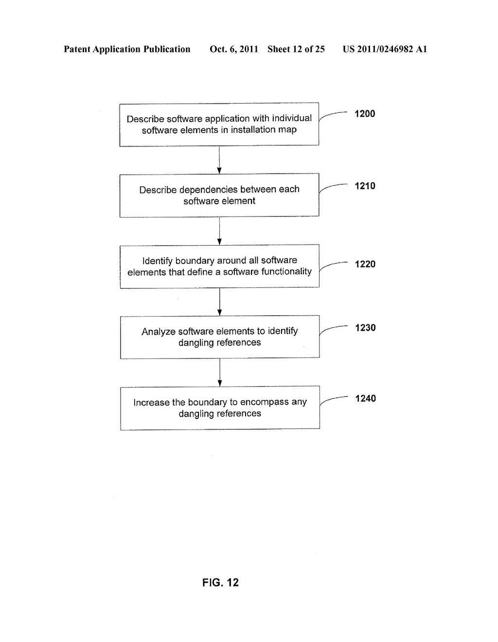 APPARATUS AND METHOD FOR MAINTAINING A SOFTWARE REPOSITORY - diagram, schematic, and image 13