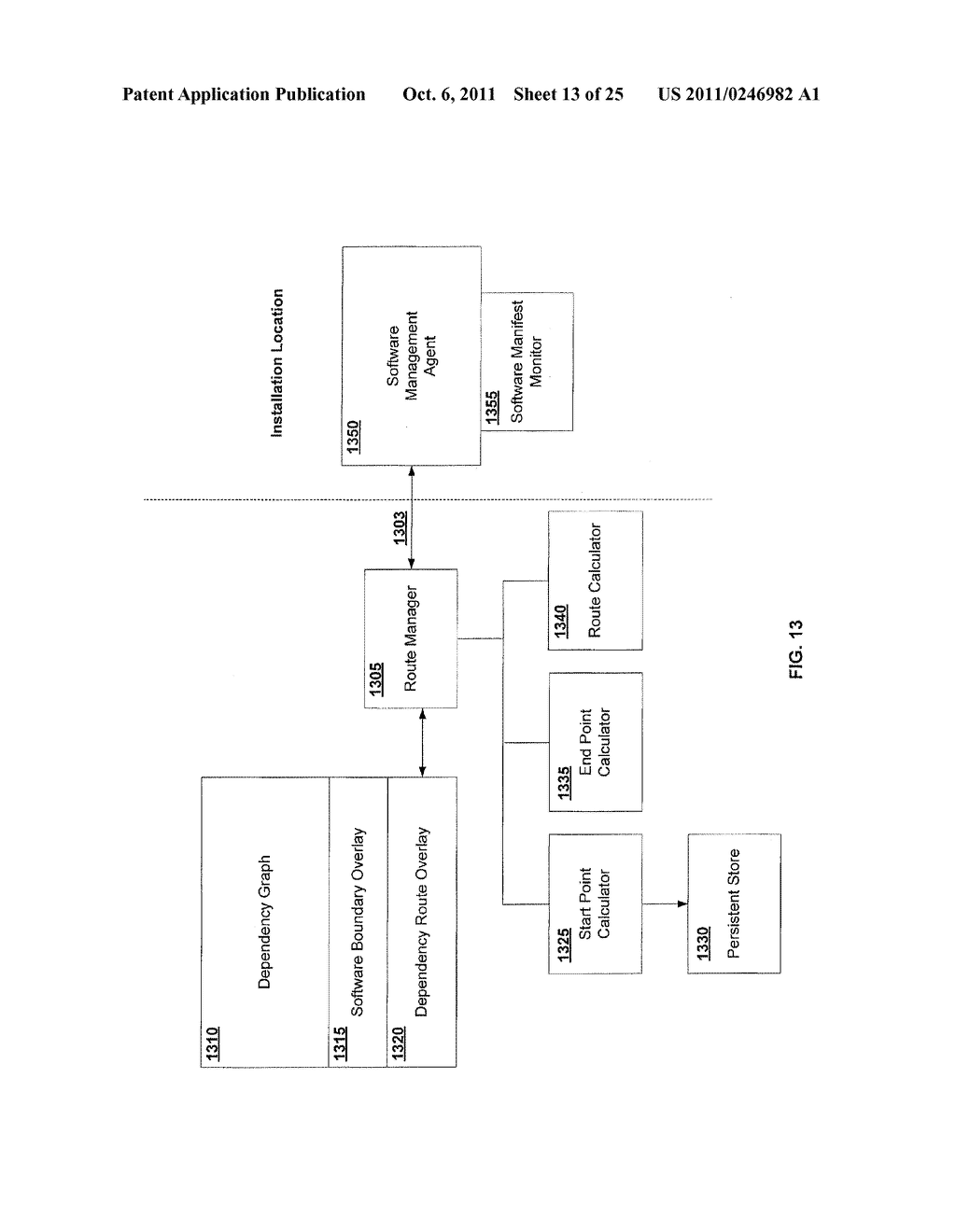 APPARATUS AND METHOD FOR MAINTAINING A SOFTWARE REPOSITORY - diagram, schematic, and image 14