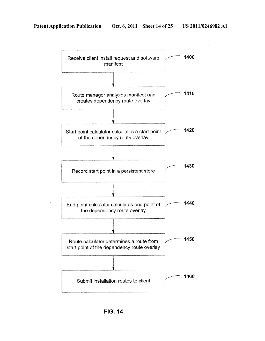APPARATUS AND METHOD FOR MAINTAINING A SOFTWARE REPOSITORY - diagram, schematic, and image 15