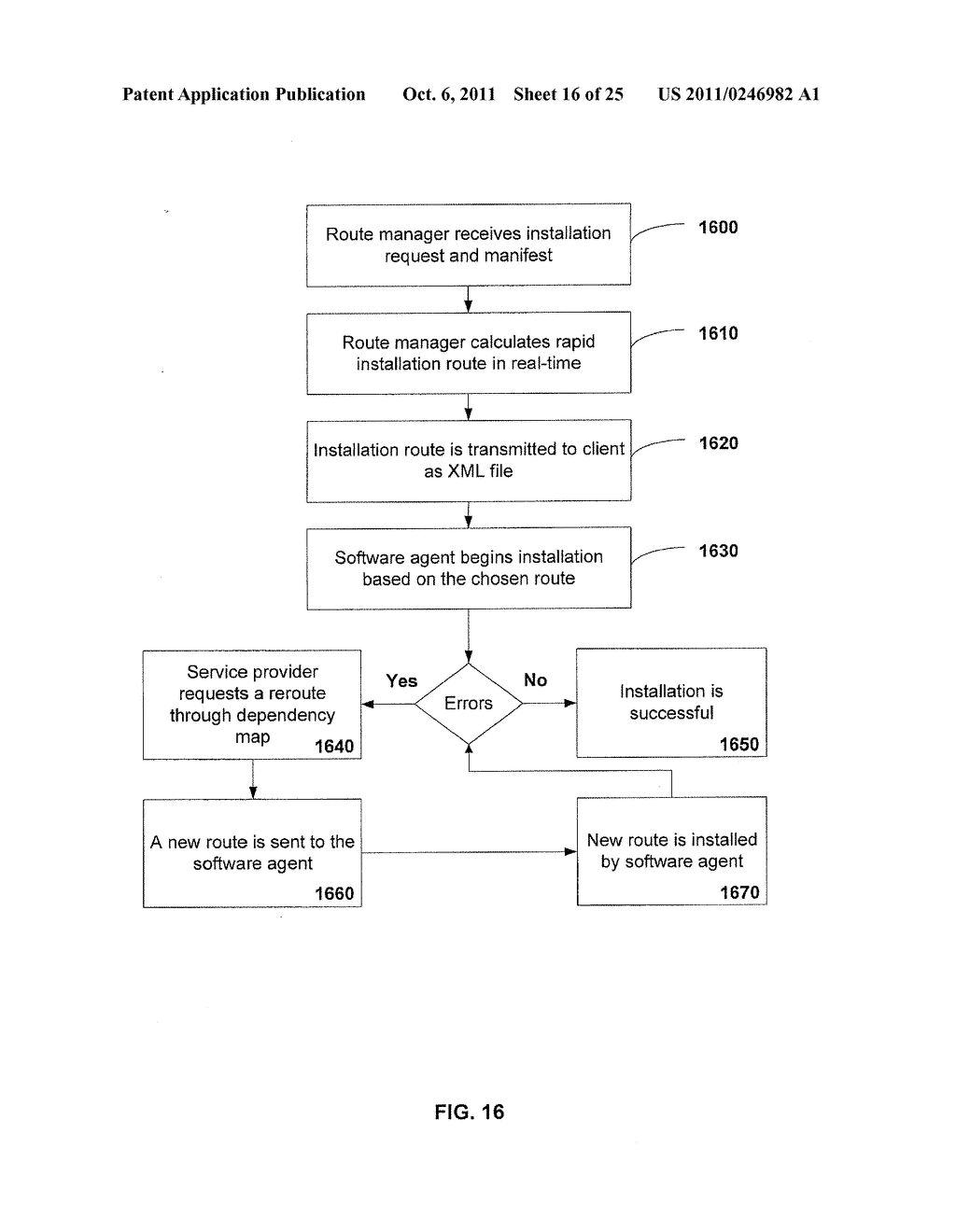 APPARATUS AND METHOD FOR MAINTAINING A SOFTWARE REPOSITORY - diagram, schematic, and image 17