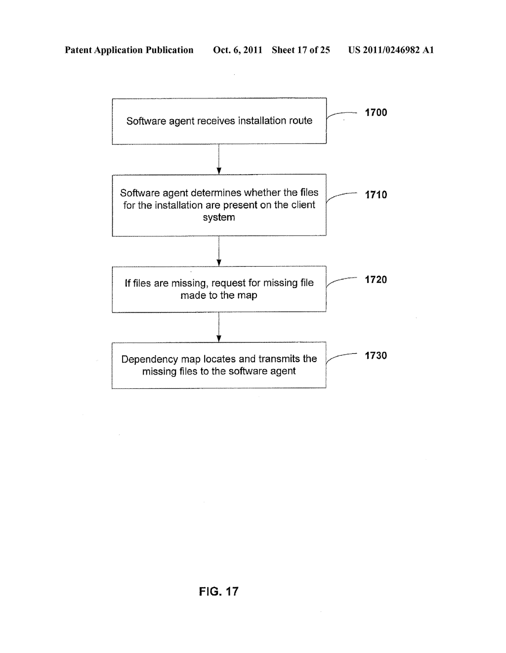 APPARATUS AND METHOD FOR MAINTAINING A SOFTWARE REPOSITORY - diagram, schematic, and image 18