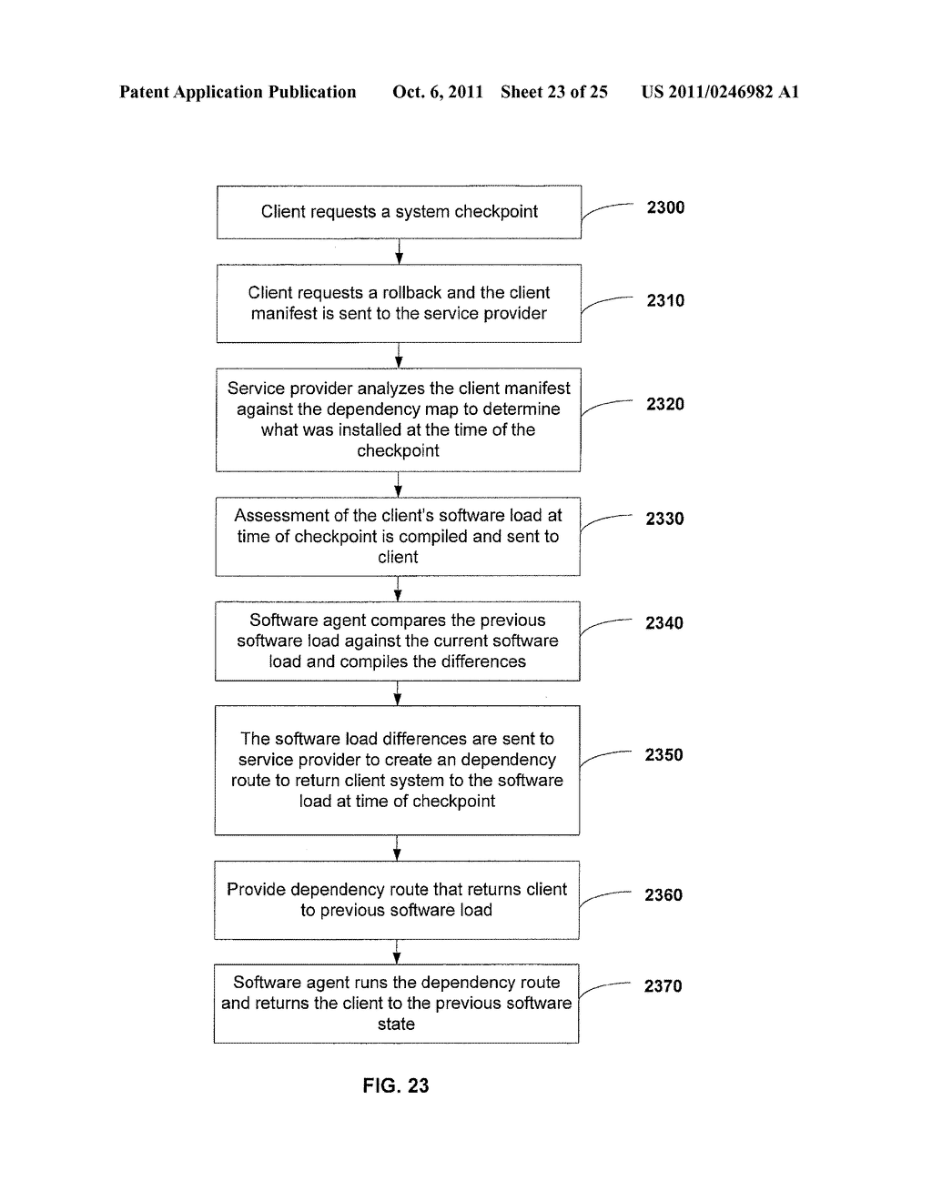 APPARATUS AND METHOD FOR MAINTAINING A SOFTWARE REPOSITORY - diagram, schematic, and image 24